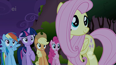 I liked Fluttershy's solution to her trial the best. And not just because she's best pony.