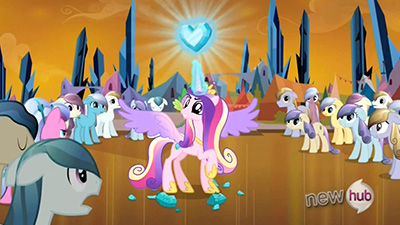 More Cadance like this, plz.