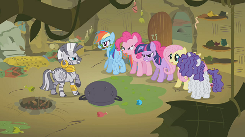 Marking this as a shameful chapter in Ponyville history.