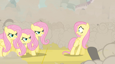 I'm pretty sure this is the scene that cements Fluttershy as my favorite pony.